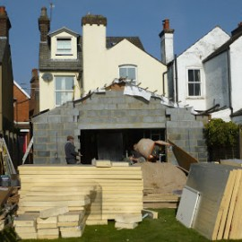 Taking shape – Remodelling in the Conservation Area