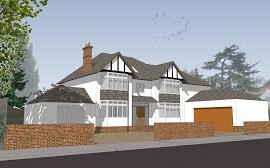 New Planning Submission – Extension and refurbishment works