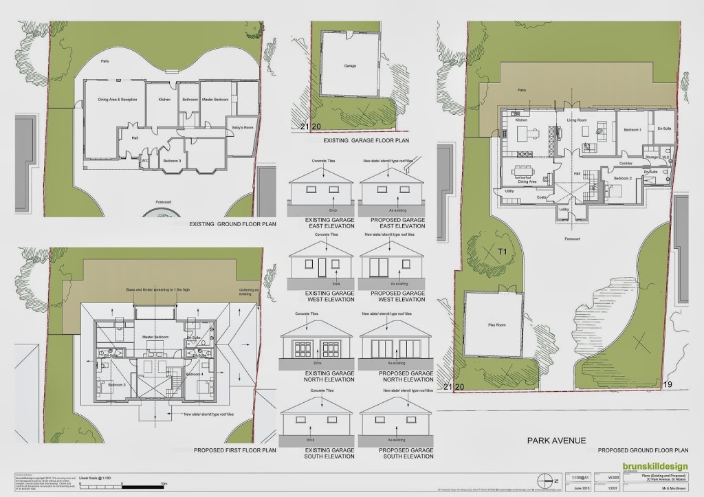 13207-W-003-Existing-amp-Proposed-plans-amp-Garage-Elevations-draft-21-Copy