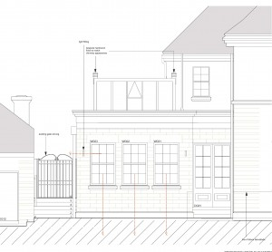 13213-W-040 - Proposed West Elevation draft_15