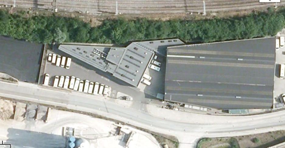 Camden Vehicle Depot