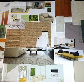 Workshop Studies in Interior Colour for a Highly individual Design Project