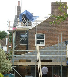 Extension and Loft Conversion in well connected location