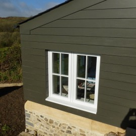 Recently completed in Devon
