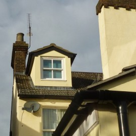 Addition and Loft conversion to Locally Listed Building